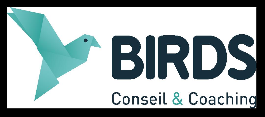 logo oiseau birds conseil
