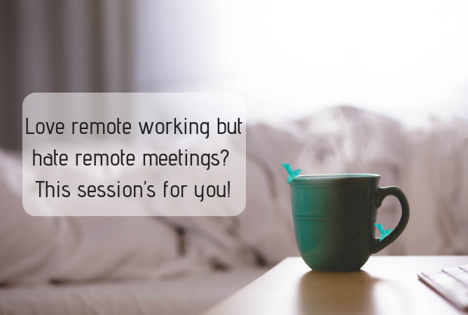 Online Breakfast Event: How to Ensure Successful Remote Meetings!