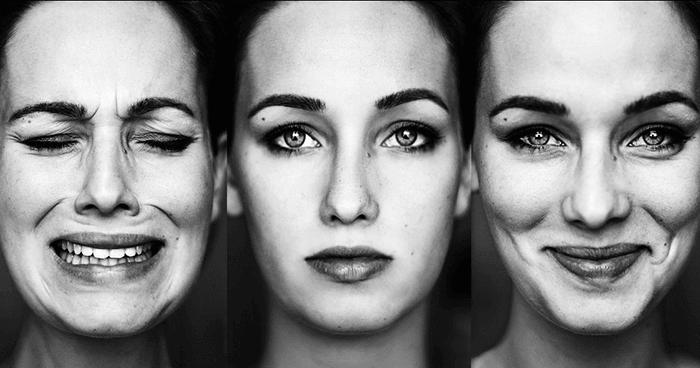 photo-trois-visages-émotions