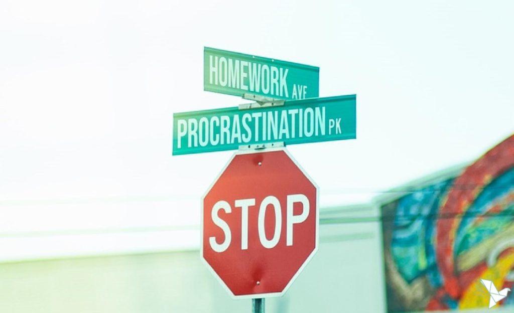 Vous procrastinez ? Et alors ?