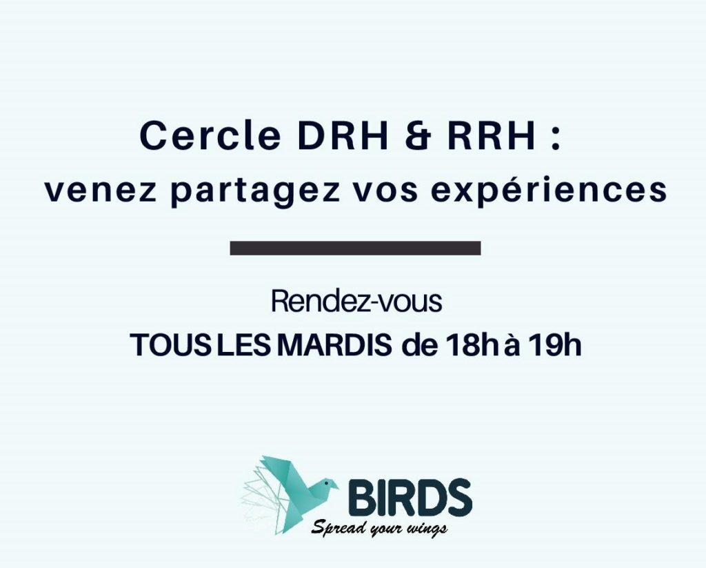 Cercle d'échanges pour DRH / RRH : Passer du confinement au déconfinement
