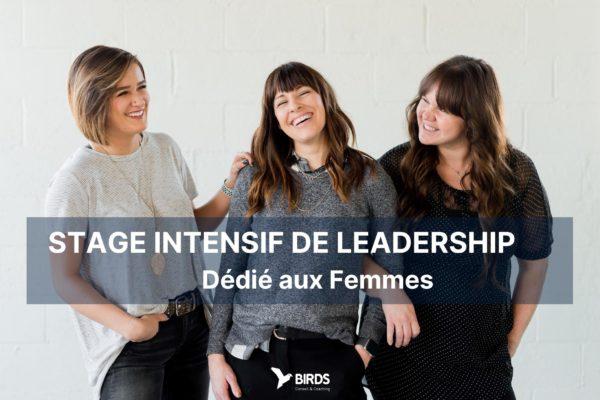 Stage intensif leadership